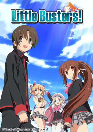 Little Busters!第1集