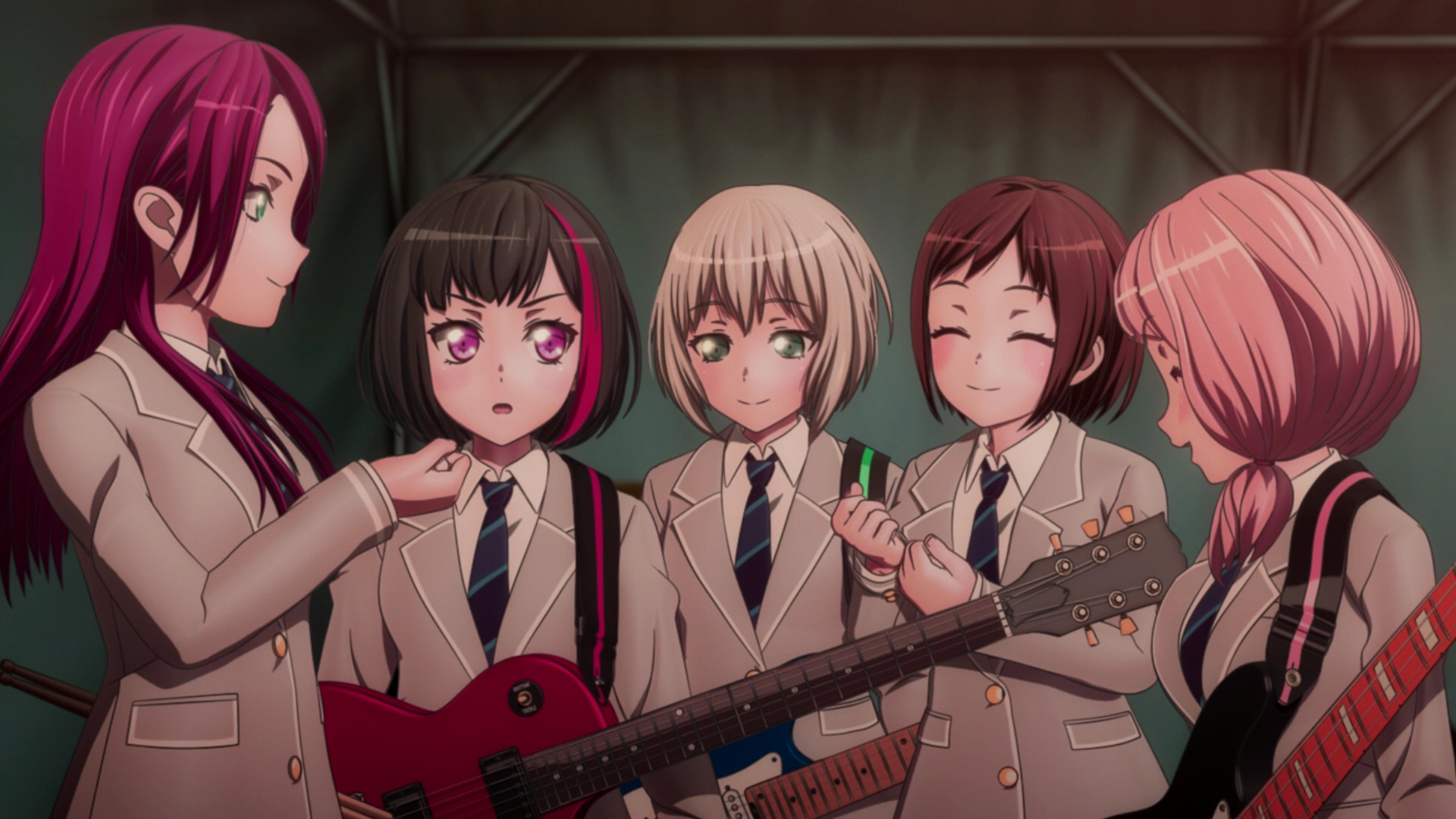 BanG Dream 第二季第6集 You Only Live Once