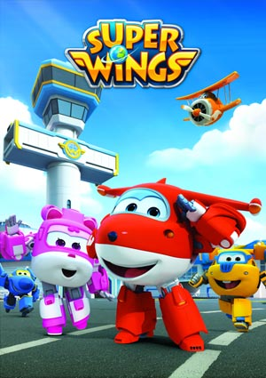 Super Wings 第一季